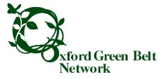 Oxford Green Belt Maps